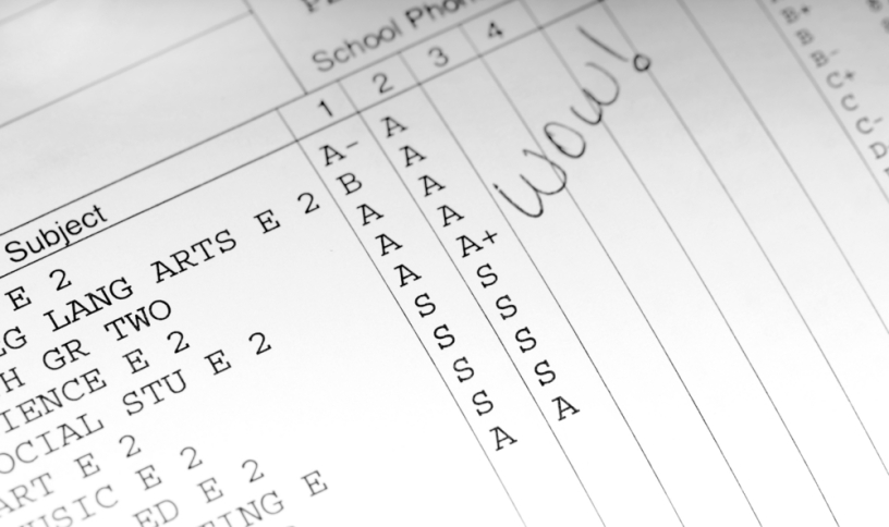 The Importance of High School Transcripts