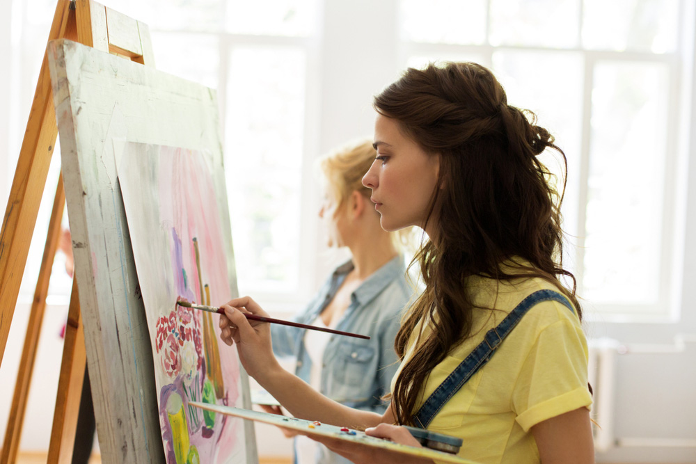 SPOTLIGHT: Mary Beth Shares Her Daughter's Journey Applying to Art School